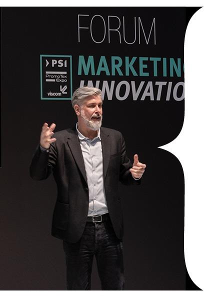 Ingo Moeller Marketing Innovation Vortrag in Düsseldorf