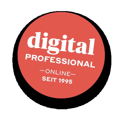 Digital Professional: online seite 1995!