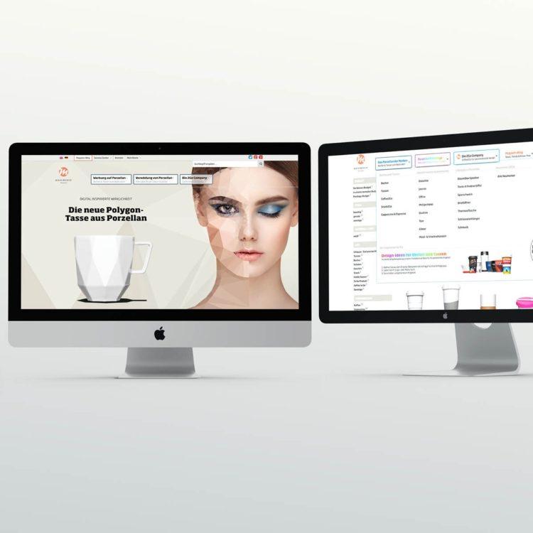 digitale marke, Online-Makreting Beispiel Ingo Moeller Brand Bureau
